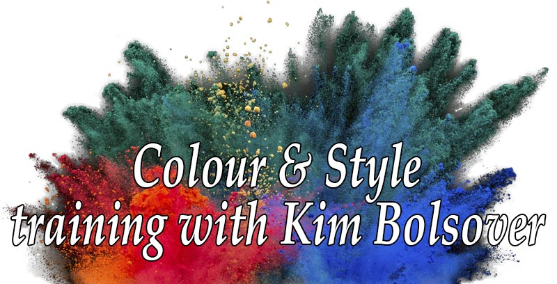 image consultant training with kim bolsover