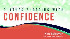 clothes shopping with confidence