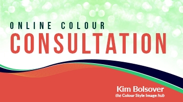 Bespoke Personal Online Colour Consultation