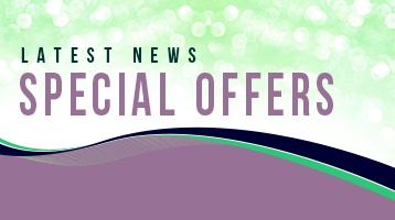 latest news and special offers